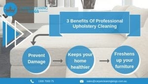 3 Benefits Of Professional Upholstery Cleaning