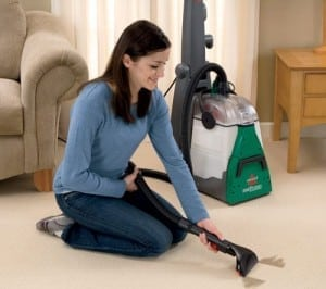 DIY Carpet Cleaning Tips