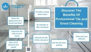 Discover The Benefits Of Professional Tile and Grout Cleaning