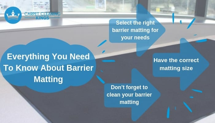Everything You Need To Know About Barrier Matting