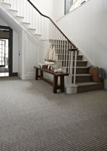 Hall Stairs And Landing Carpet Clean