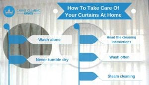 How To Take Care Of Your Curtains At Home