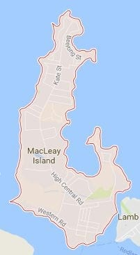 Macleay Island Carpet Cleaning