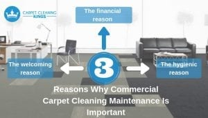 Reasons Why Commercial Carpet Cleaning Maintenance Is Important
