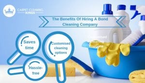The Benefits Of Hiring A Bond Cleaning Company