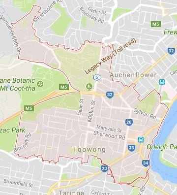 Toowong Carpet Cleaning
