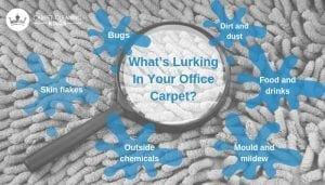 What's Lurking In Your Office Carpet_