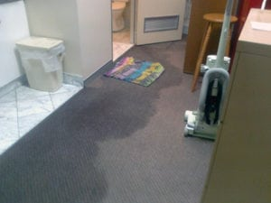What To Do In The Event Of A Wet Carpet Flood Emergency