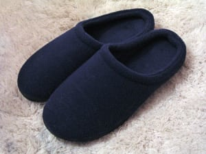 carpet slippers
