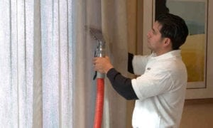 Benefits Of Curtain Steam Cleaning