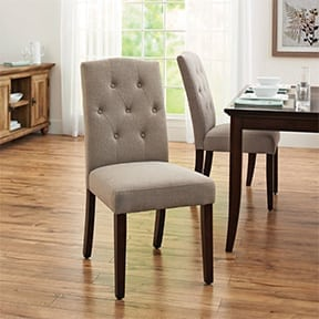 dining chair upholstery cleaning