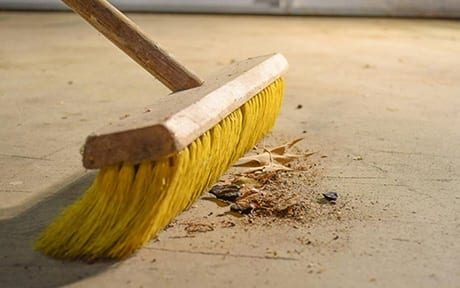 hard surfce cleaning floors