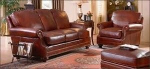 Leather Furniture Care Using 5 Top Tips