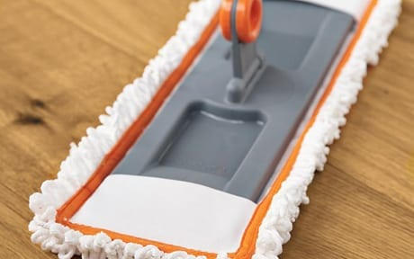 microfiber wet dry mop floors clean