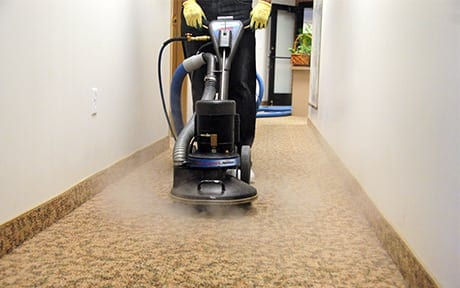 Carpet Cleaning Kings Rotary agitaition