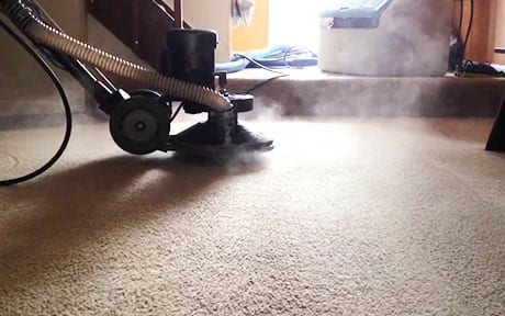 Carpet Cleaning Kings Rotary Steam Cleaning