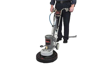 rotovac carpet scrubber