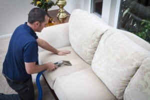 Have Your Upholstery Professionally Cleaned