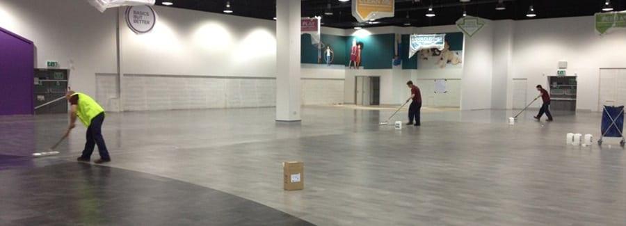 Vinyl Floor Strip Seal Brisbane Carpet Cleaning Kings