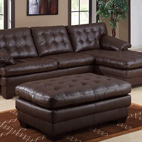 wonderful sectional sofa living room ideas_brown leather lounge sectional sofa