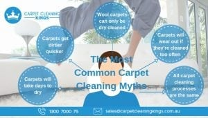 The Most Common Carpet Cleaning Myths