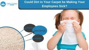 Could Dirt in Your Carpet be Making Your Employees Sick_