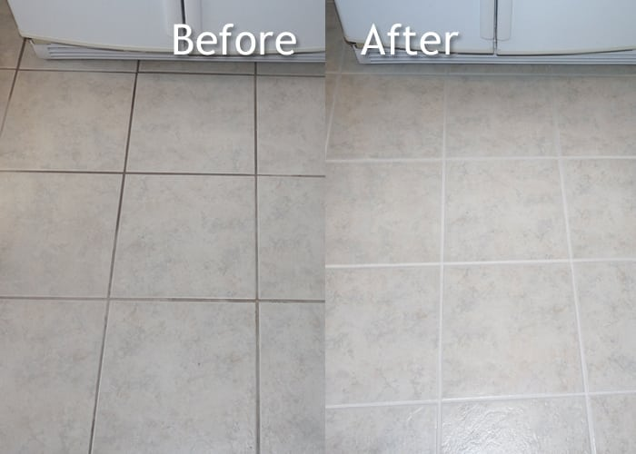 How To Best Clean Floor Tile Grout