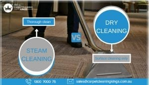STEAM CLEANING vs DRY CLEANING (1)