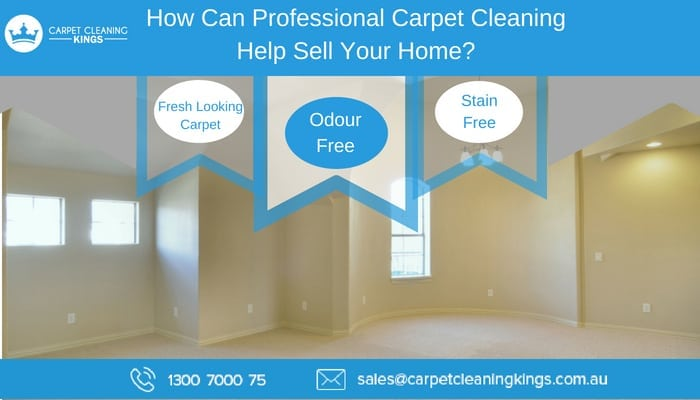 How Can Professional Carpet Cleaning Help Sell Your Home_
