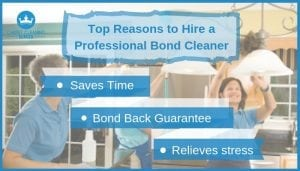 Top Reasons to Hire a Professional Bond Cleaner