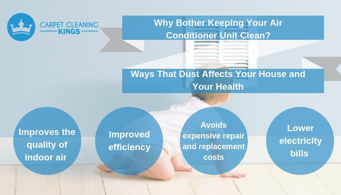 Why Bother Keeping Your Air Conditioner Unit Clean_