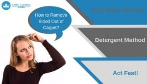 How to Remove Blood From Carpet_