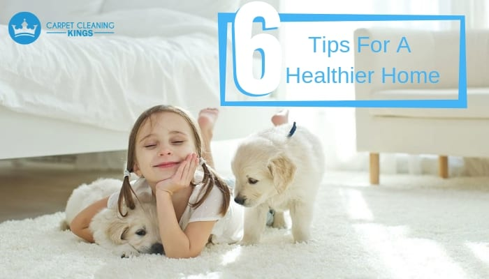 Tips For A Healthier Home